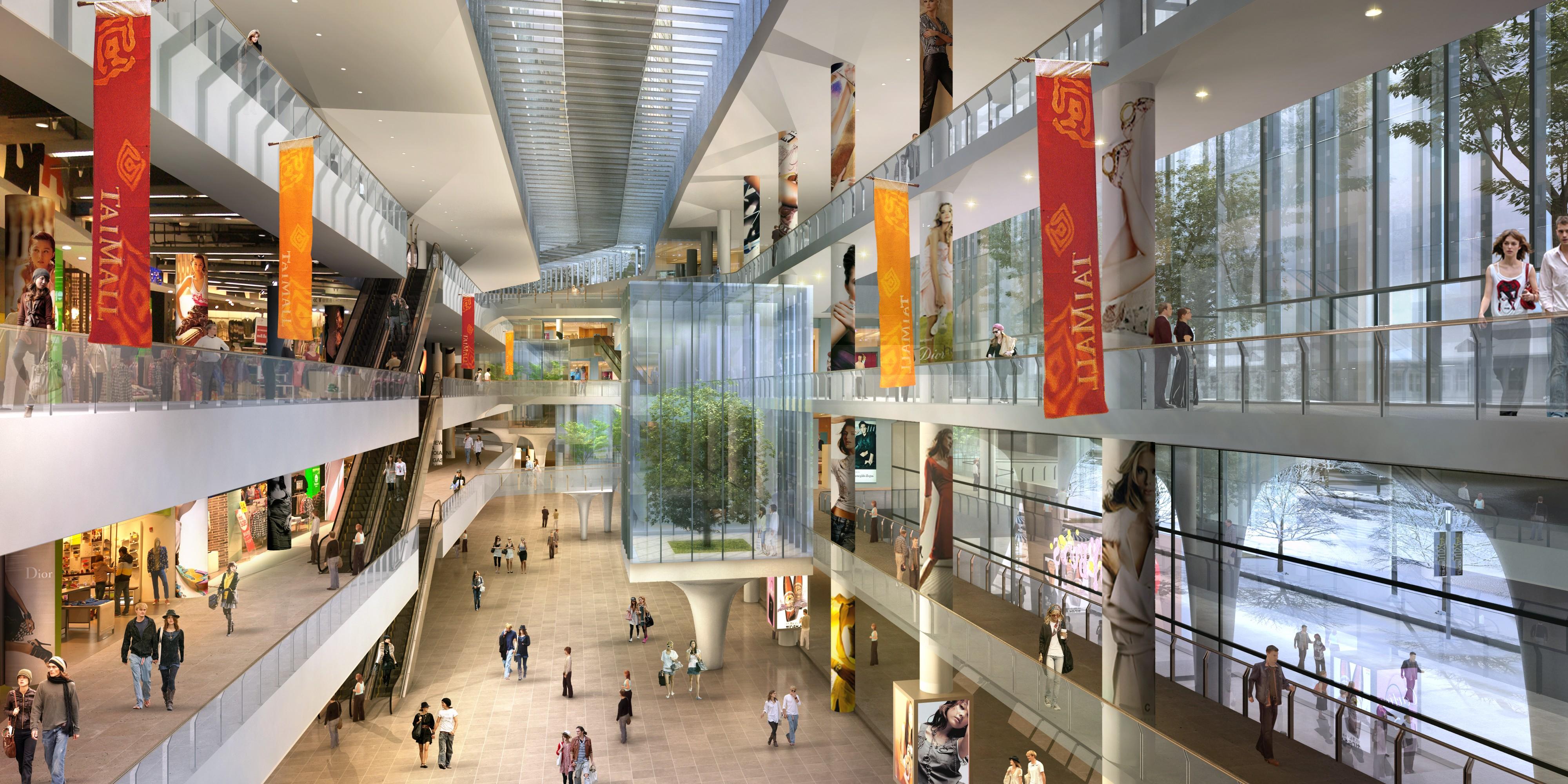 Xi An Lijun Mall Amphibianarc