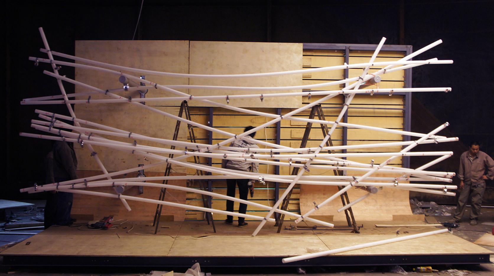 Dada Architectural Design And Installation Exhibition